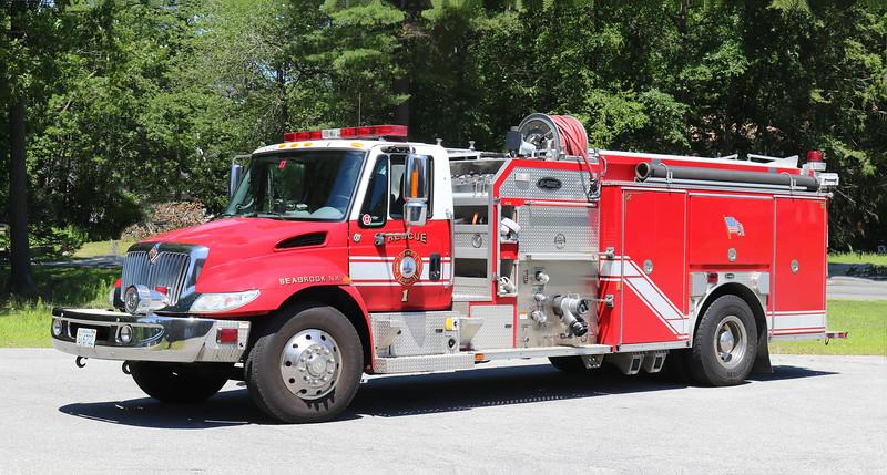 Rescue 1   2002 International / E-One   1250 / 750