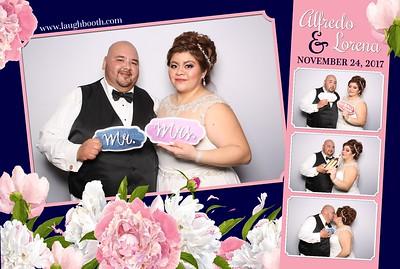Alfredo and Lorena
