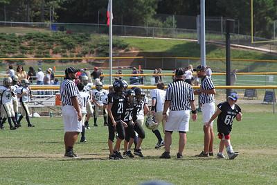 9/25/10- Wolverines South vs War Eagles Blue
