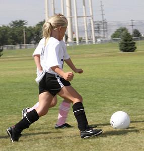 Thursday morning soccer camp