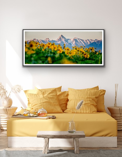 'From the Butte' Fine Art Print Framed/Unframed