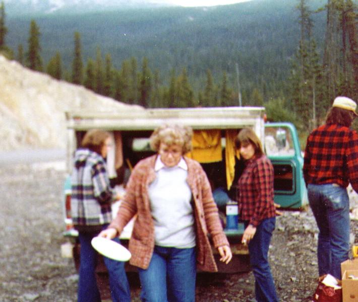 Terry,Bonnie,Connie,Dave, Yukon Territory,8-81.jpg