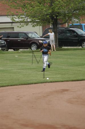 St. Peter's Baseball vs Trinity