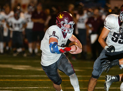 Simi Valley at Saugus - 8/29/2014
