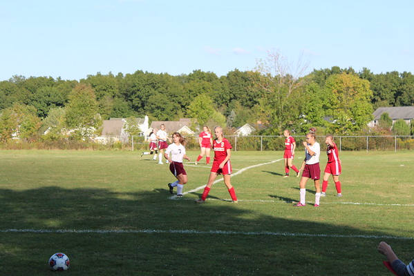 19' Cardinal Girls Soccer
