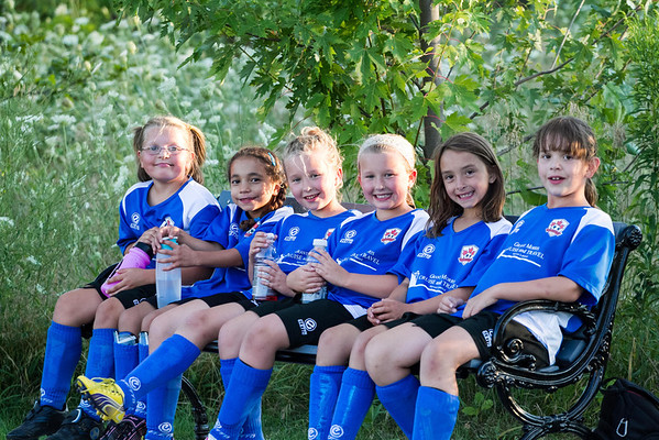 Courtice Girls U8