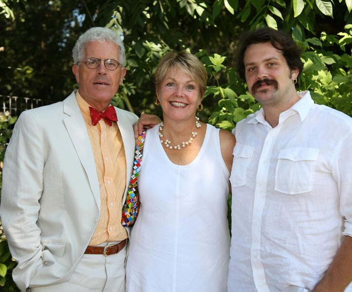 John, Kate & Zander