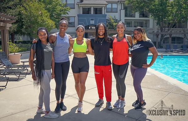 Xclusive Speed Ladies Fitness