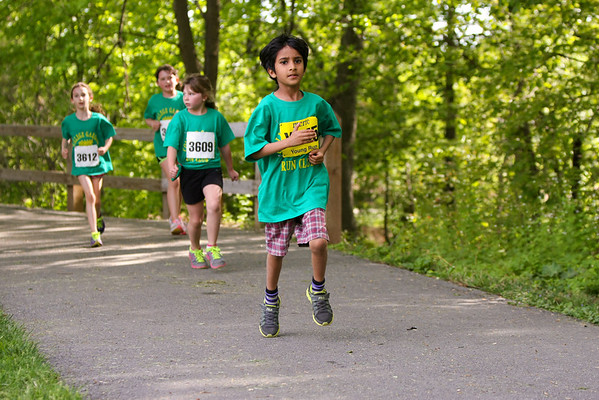 Kids on the Run - Photos by Ken Trombatore