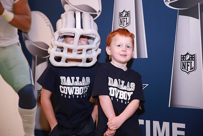 2018 Tampa Bay Buccaneers at Cowboys Meet and Greet