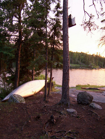 Boundary Waters, June 2005