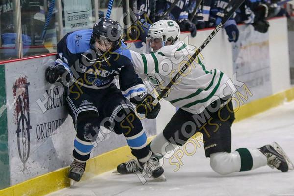 Canton-Franklin Boys Hockey - 12-19-18