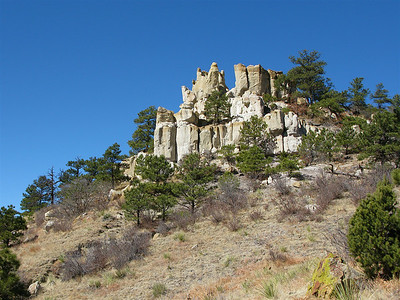 Pulpit Rock Hike - March 2008