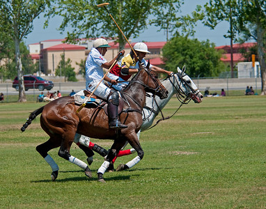 Fort Sill Polo match