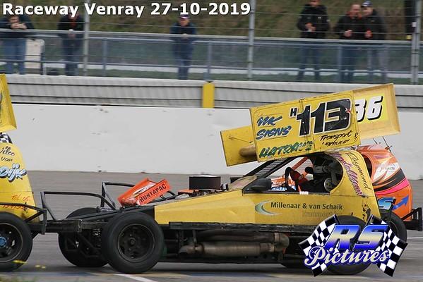Venray 27 oktober 2019 stockcars by Rene Smeets