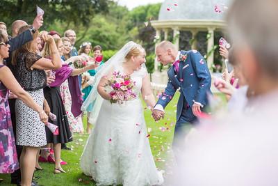 Julie & Wayne 180616 - Wedding Previews