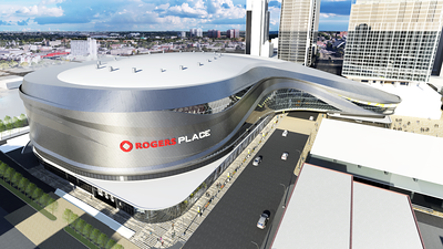 Rogers Place Images