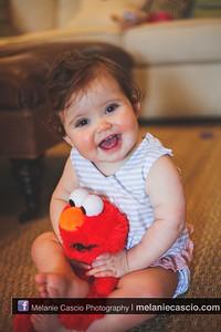 Emaline's First Birthday 3.10.18