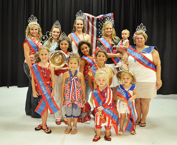 Miss Summertime Pageant