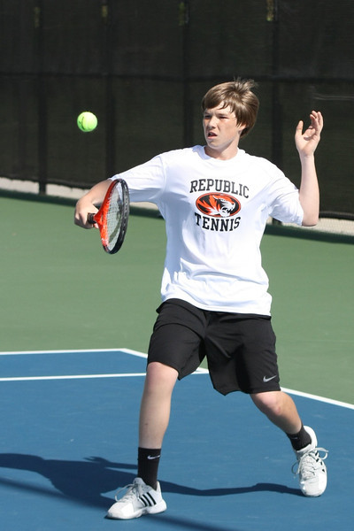Tennis vs Neosho (Districts)