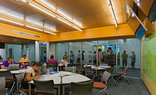 14-9216 McClelland Hall, McGuire Center, Classroom 113 Remodeling