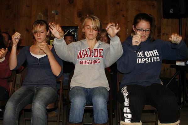 Lone Oak Campsites... September 12, 2009