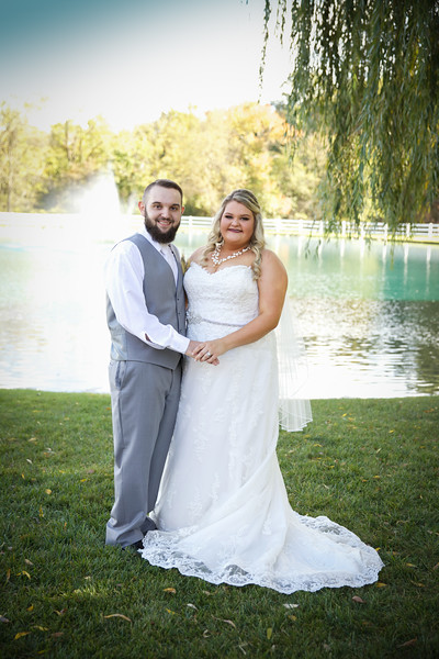 C&J Pondview Wedding