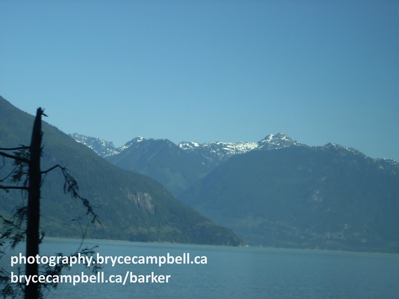 Don, Gisele, and Bryce take the Whistler Mountaineer to Whistler and back on the inaugural season.
