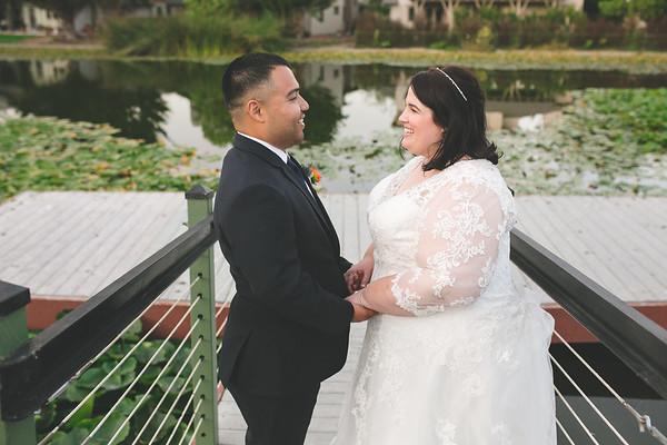 Danielle & Osmin (Wedding )