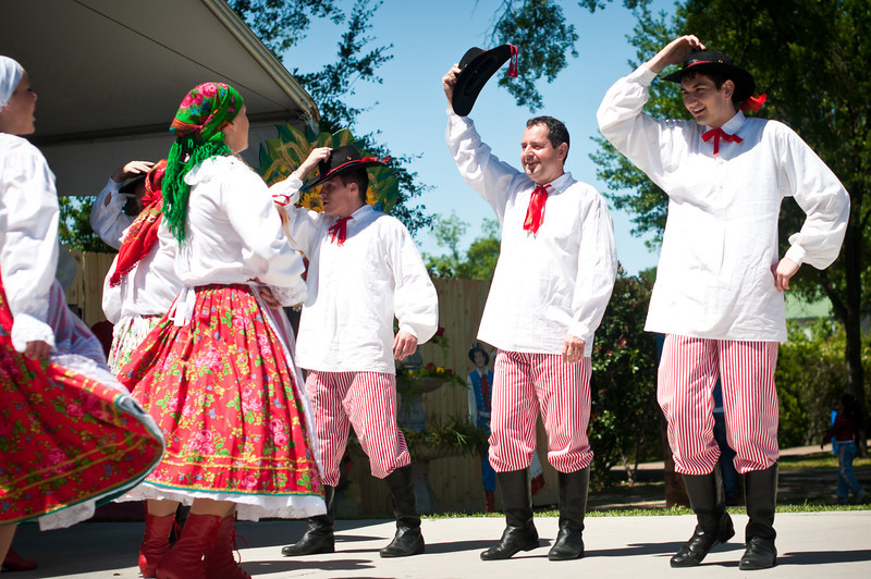 2013 Houston Polish Festival - Saturday