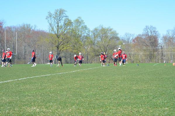 Lacrosse Boys (MS Varsity)