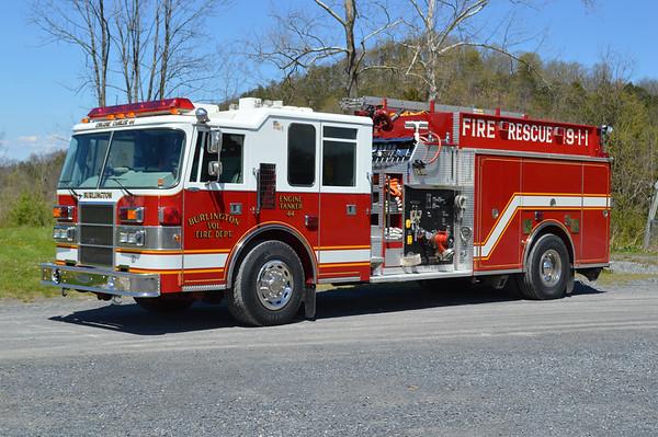Company 44 - Burlington Fire Department