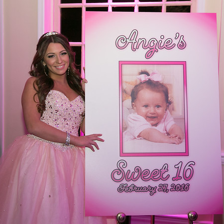 Angie's Sweet 16th
