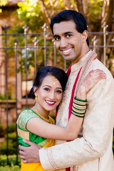 Sheila + Vinayak