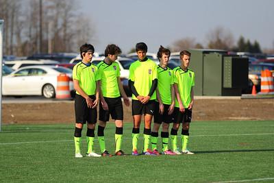 Club Soccer-Boys