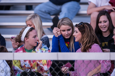 2013 PHS Football Vs Clarksville