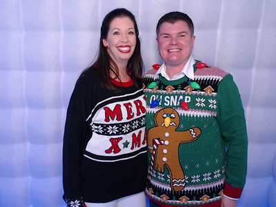 VX1 Holiday Party 2018