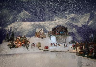 The Christmas Village 2019