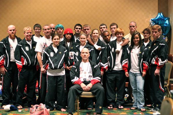 IKF World Kickboxing Championships 07.25.09-07.26.09