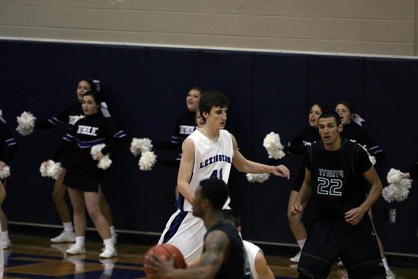 2011 12 30 LC vs Trinity Basketball