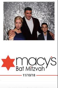 Macy's Bat Mitzvah