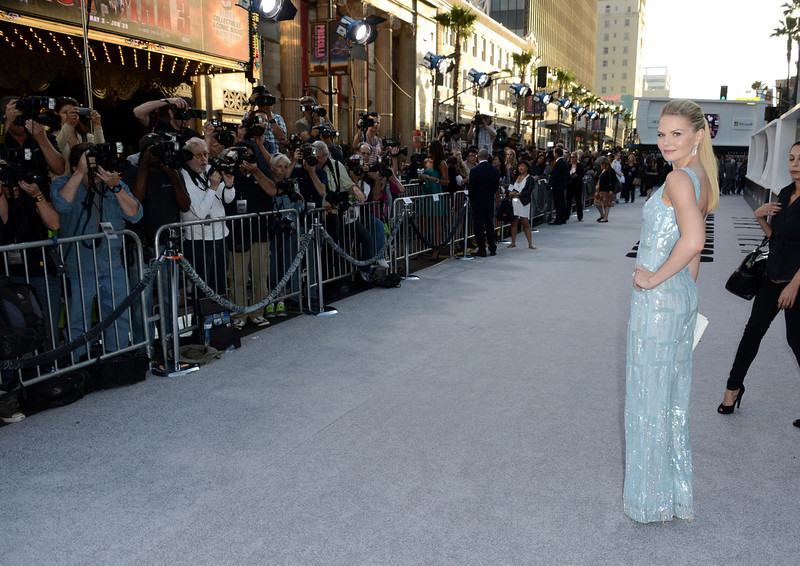 """. Actress Jennifer Morrison arrives at the Premiere of Paramount Pictures\' \""""Star Trek Into Darkness\"""" at Dolby Theatre on May 14, 2013 in Hollywood, California.  (Photo by Kevin Winter/Getty Images for Paramount Pictures)"""