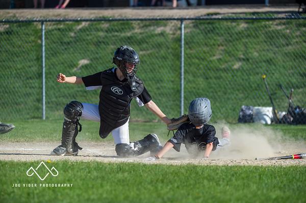 2018 Kennett Middle School 8th Grade Baseball vs. Paul School