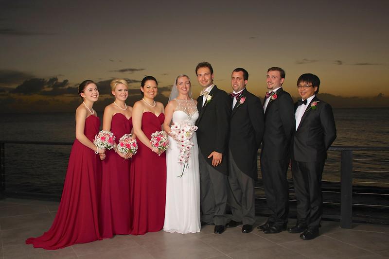 wedding in barbados