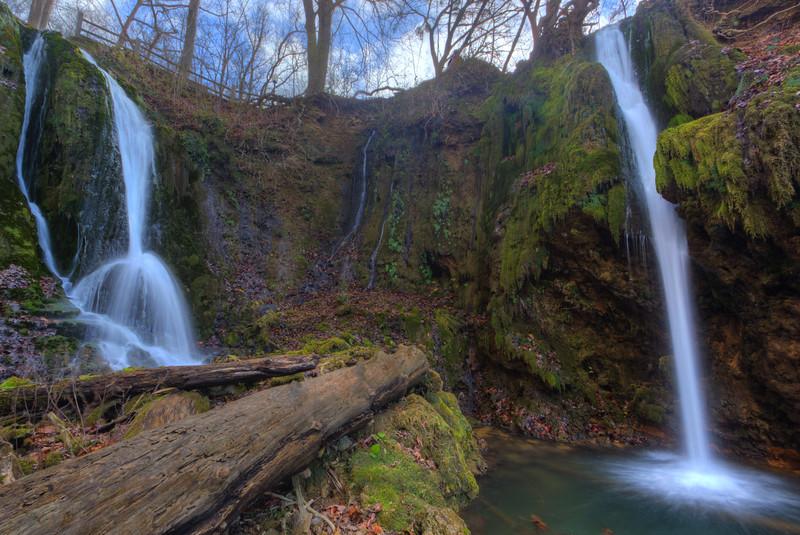 Mill Springs Falls