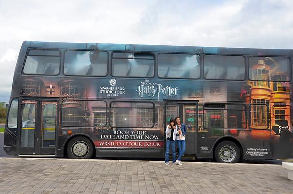Europe 2012 - Harry Potter