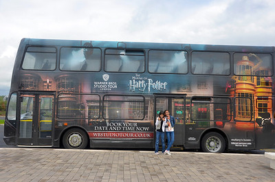Europe 2012 - Harry Potter