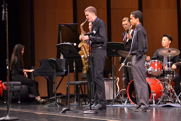 Jazz Band December Concert