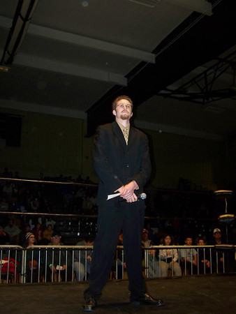Showcase Pro Wrestling  December 6, 2008