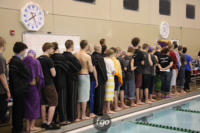 2008 Southwest Swim - Sectionals 2-21-08